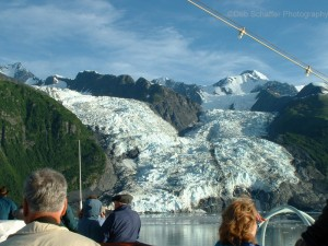 Views of Glacier Bay, Alaska