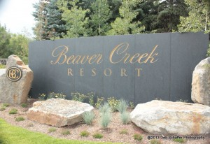 Entrance to Beaver Creek