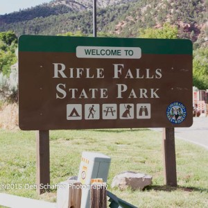 Rifle Falls State Park